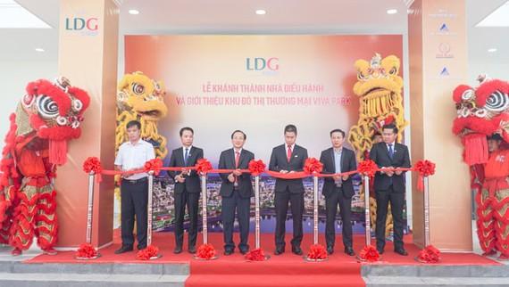 LDG khánh thành nhà điều hành Viva Park