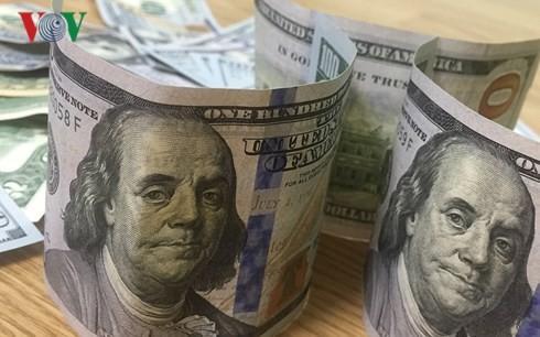 Tỷ giá ngoại tệ 9/10: Giá USD trong nước và thế giới cùng tăng
