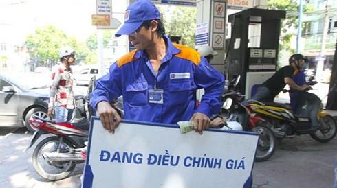 Giá xăng dầu tăng mạnh trong kỳ điều chỉnh vừa qua.