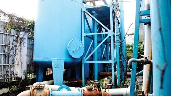 Kiến nghị Chính phủ ban hành Nghị định cấm khai thác nước ngầm tại TPHCM