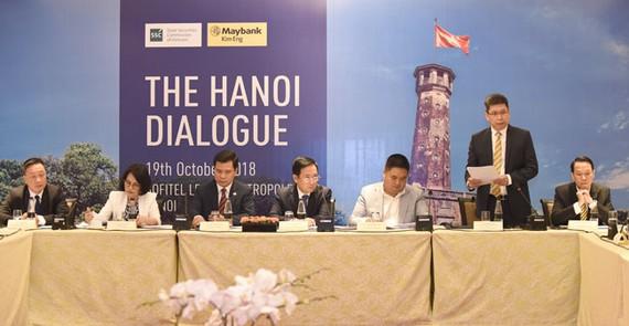 Ông Jeffrey Goh - Giám đốc điều hành Tập đoàn Maybank Kim Eng.