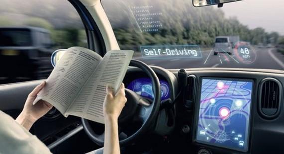 Anh: Hãng taxi phát triển dịch vụ xe không người lái