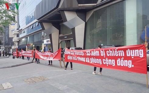 Hàng trăm toà nhà chung cư ở Hà Nội có tranh chấp về quỹ bảo trì.