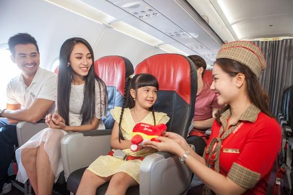 Vietjet tung 3 ngày vàng săn vé bay Nhật Bản