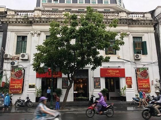 Công ty Agrexport Hà Nội tại số 6 Tràng Tiền