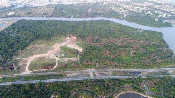 UBND các quận huyện được giao đề  xuất thu hồi dự án
