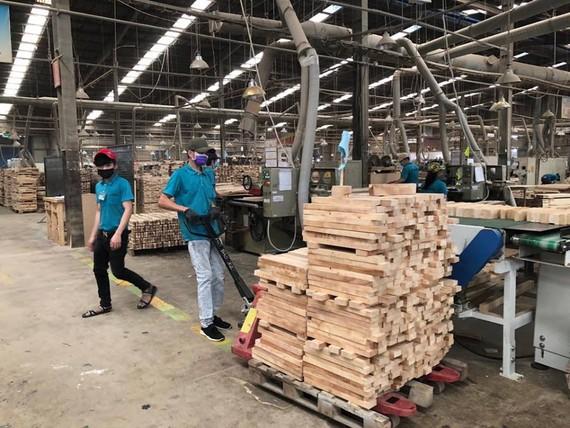 Hoa Kỳ, Nhật Bản, Trung Quốc và Hàn Quốc tiếp tục là bốn thị trường nhập khẩu gỗ và sản phẩm gỗ lớn nhất của Việt Nam - Ảnh:VGP/Đỗ Hương