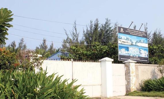Dự án Hòn Ngọc Á Châu là một trong những dự án bị đề xuất thu hồi đất làm công viên biển.