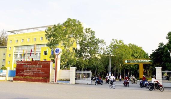 Trường đại học Trà Vinh vừa lọt vào top 300 đại học phát triển bền vững trên thế giới