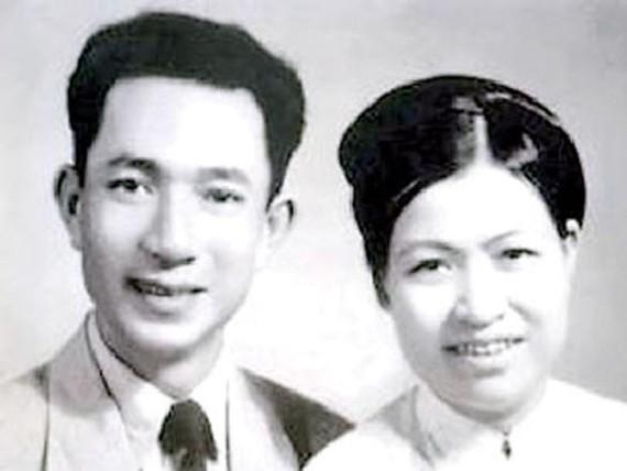 Ông Trịnh Văn Bô và bà Hoàng Thị Minh Hồ. Ảnh tư liệu
