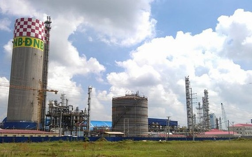 Tám tháng đầu năm 2018, Nhà máy sản xuất đạm Ninh Bình tiếp tục lỗ 701,85 tỷ đồng