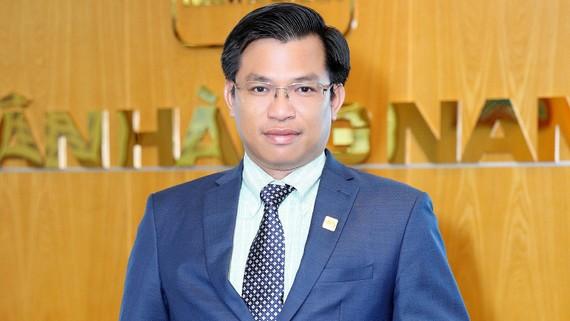 Ông Trần Ngọc Tâm là quyền Tổng Giám đốc NamA Bank từ ngày 5-3-2018