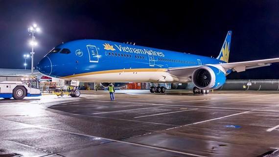 Vietnam Airlines sẽ bố trí riêng 1 máy bay Airbus A321 đón Đoàn và đội tuyển từ Jakarta về Hà Nội trong ngày 2-9