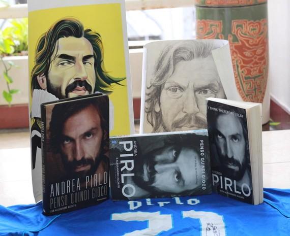 Tự truyện của Pirlo đã được xuất bản ở Việt Nam