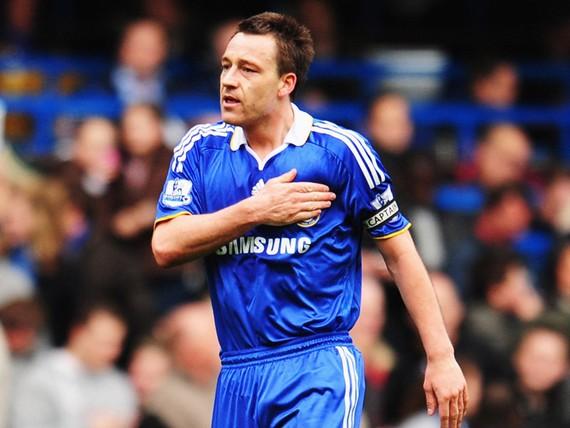 John Terry - người đội trưởng của cuộc đời
