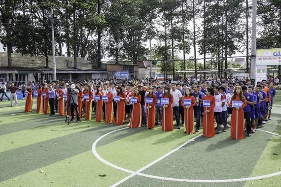 """""""World Cup Thanh Chương"""" thu hút 32 đội bóng là các thôn, xã của huyện"""
