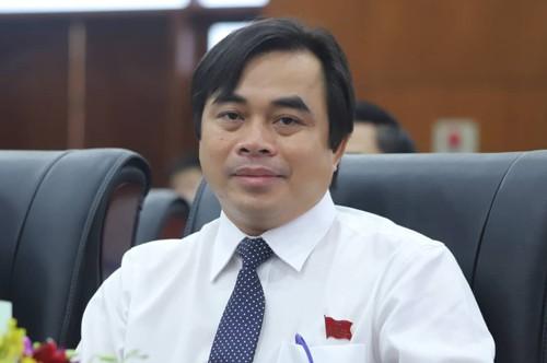 蘇文雄出任峴港市資源與環境廳長
