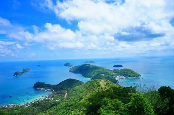 南遊島。(圖源:互聯網)