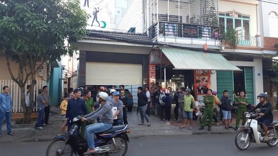 Quán karaoke H. P. nơi xảy ra vụ việc