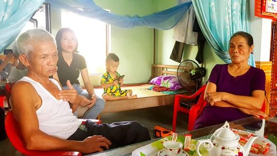 Gia đình ông Dịch, bà Hà kể lại nỗi oan 19 năm không thể giải tỏa