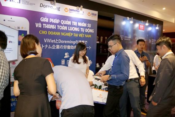Ví Việt tham dự sự kiện Japan ICT Day 2018