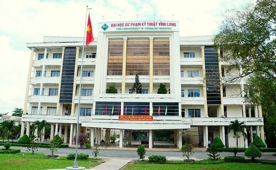 Trường ĐHSPKT Vĩnh Long. Ảnh: TUẤN QUANG
