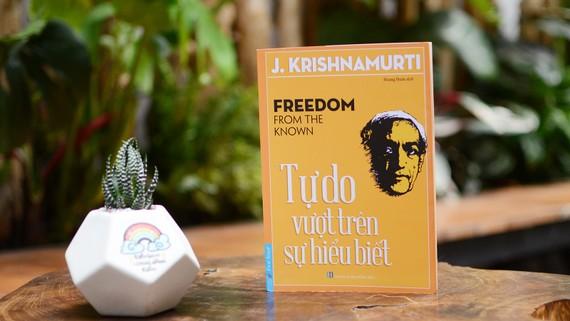 Lời chia sẻ về tự do từ nhà triết học Krishnamurti