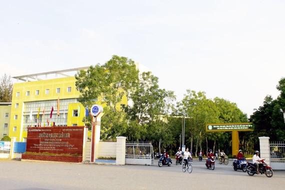 ĐH Trà Vinh cũng vừa công bố điểm trúng tuyển đại học năm 2018