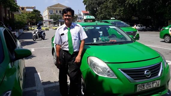 Tài xế Nguyễn Tăng Quang