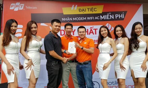 Modem Wi-Fi thế hệ mới của FPT Telecom với nhiều tính năng vượt trội