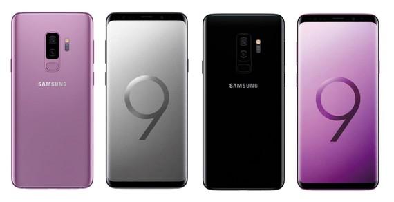 Galaxy S9, sản phẩm mới nhất của Samsung