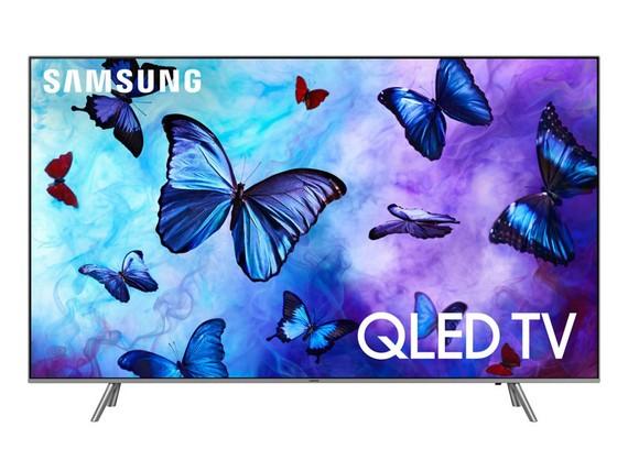 TV QLED 2018 cao cấp của Samsung với nhiều tính năng hiện đại hơn