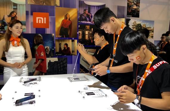 Trải nghiệm Redmi Note 5 tại chương trình ra mắt sản phẩm