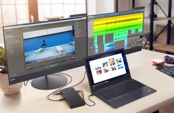 Laptop tầm trung của Lenovo có giá phải chăng