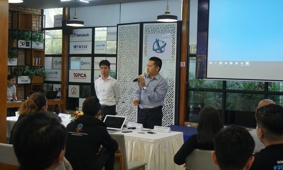 Các startup tại chương trình