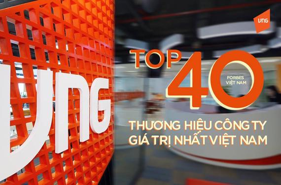 VNG, một trong những thương hiệu công ty giá trị nhất Việt Nam