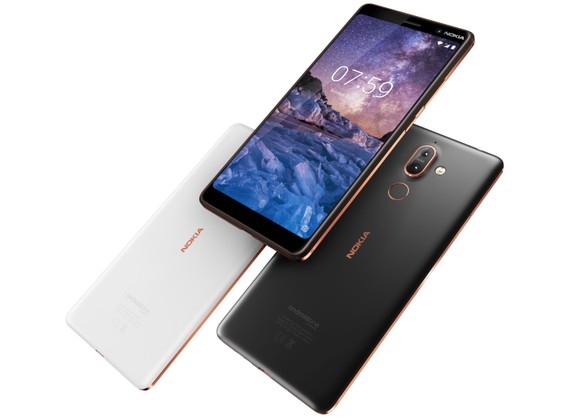 Nokia 7 Plus của HMD Global