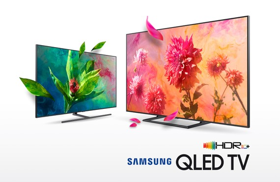 Chứng nhận HDR10+ trên TV Samsung
