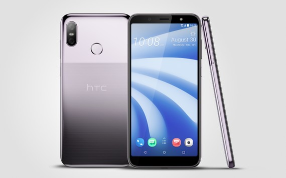 Trẻ trung hơn với HTC U12 life