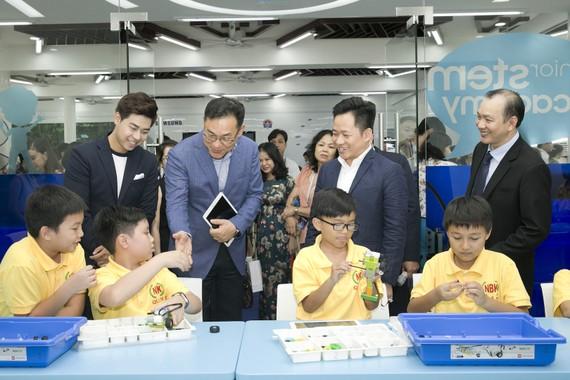 S.hub Kids đã chính thức mở cửa tại Thư viện Khoa học Tổng hợp TPHCM