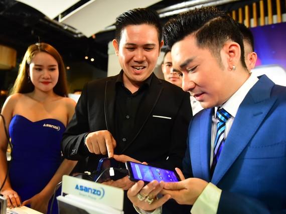 Asanzo S3 Plus là sản phẩm mới nhất của Asanzo