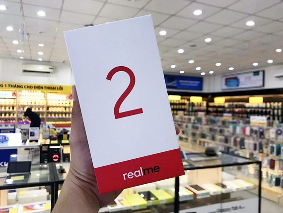 Realme sẽ có mặt tại Thế Giới Di Động trong tháng 10 này