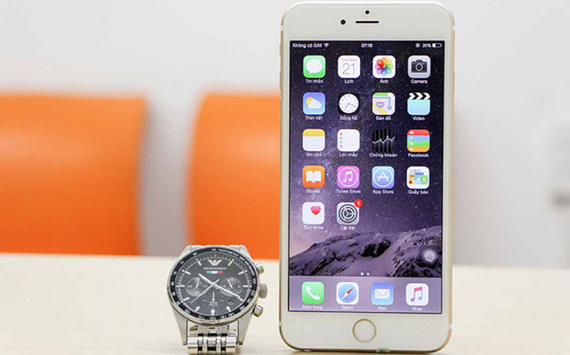 Phone 6S đang dưới 5 triệu đồng