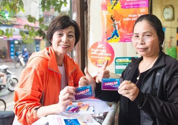 Vietnamobie nhừng bán Thánh SIM từ 1-2019