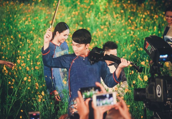 """Hoàng Rob đưa """"Mặt trời Phương Đông"""" đến Festival Huế 2018"""