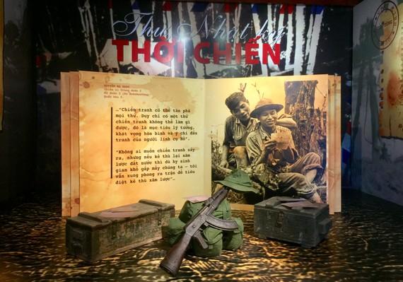 Thư thời chiến là minh chứng cho sức mạnh tinh thần, lý tưởng sống cao đẹp của một thế hệ con người Việt Nam đã góp phần làm nên chiến thắng vĩ đại nhất của dân tộc Việt Nam trong thế kỷ XX.