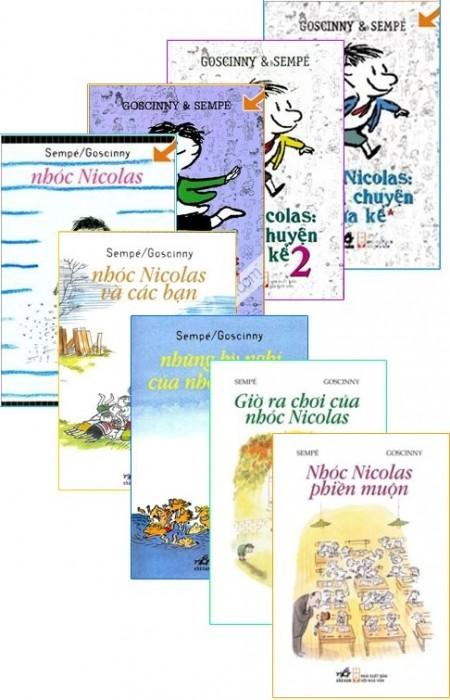 """Dịch giả bộ truyện """"Nhóc Nicolas"""" được trao Huân chương Hiệp sĩ Văn học và Nghệ thuật"""