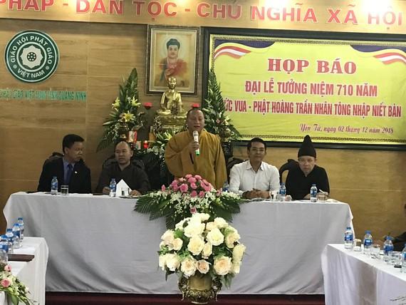 400 nhà khoa học dự Hội thảo quốc tế về Phật hoàng Trần Nhân Tông