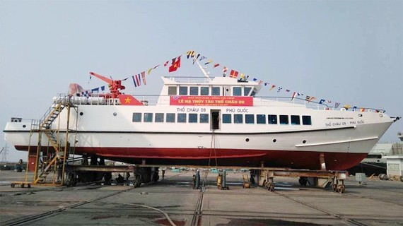 Tho Chau cruise ship will operate on April 30