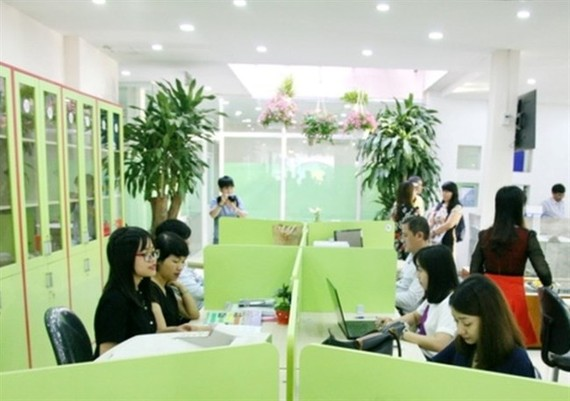 More than 500 startup projects have been launched in Ho Chi Minh City in the first six months of this year (Source: VGP)